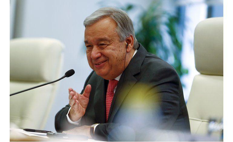 Cascos azules necesitan mejor formación, dice nuevo jefe ONU