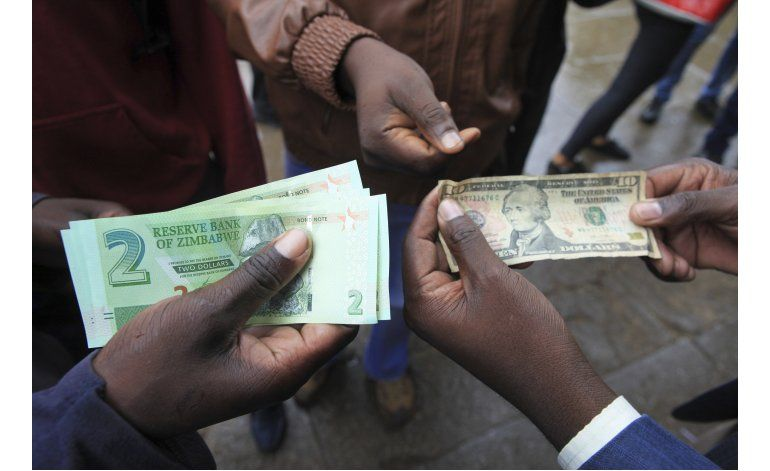 Zimbabue lanza su propia moneda