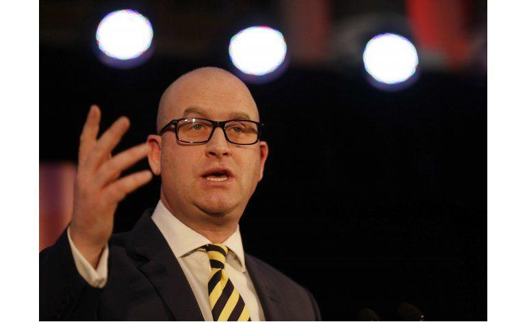 Partido antieuropeo británico UKIP elige nuevo líder