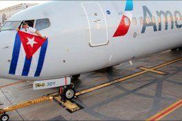 american airlines anuncia vuelos a la habana a partir del 4 de noviembre