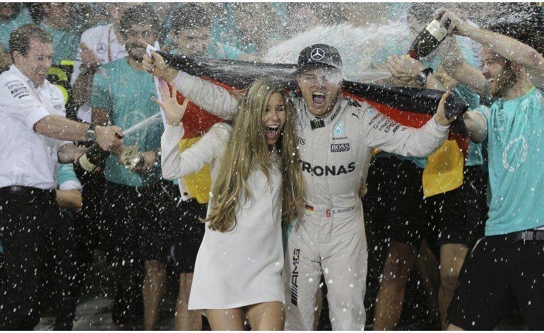 Rosberg debe mejorar su nivel para estar en la élite de F1