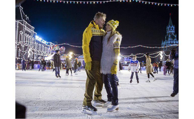 Causa polémica rutina en patinaje con tema de Holocausto