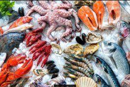 ¿cuales son los pescados que son menos nocivos para la salud porque tienen menos mercurio?