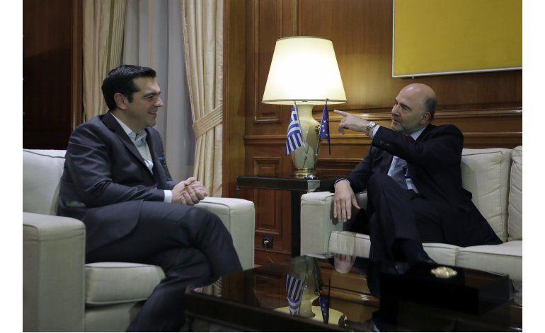 Grecia necesita disminución de su deuda: Funcionario europeo