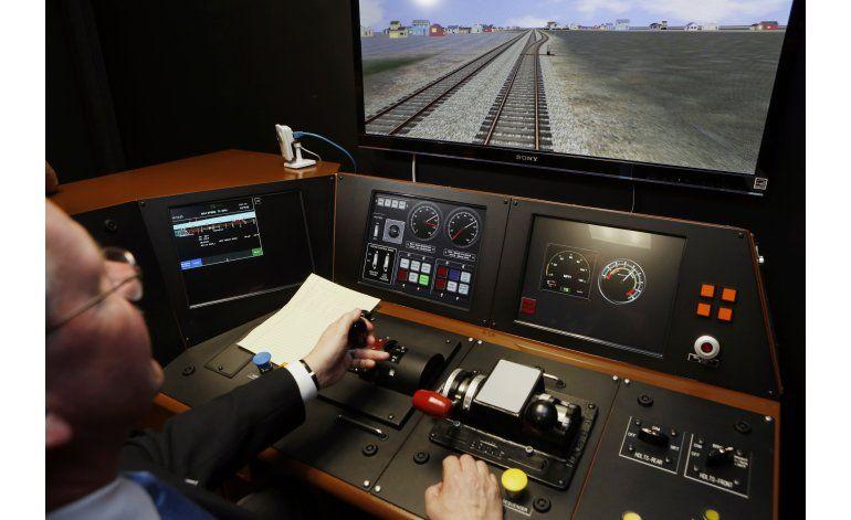 EEUU: Lentos progresos en tecnología ferroviaria