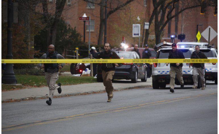 Sospechan de terrorismo en ataque en universidad de Ohio