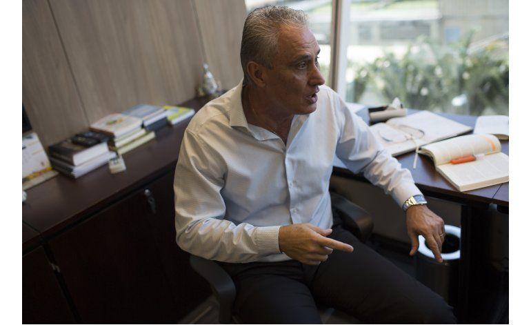 Técnico de Brasil, listo para desafiar a potencias europeas