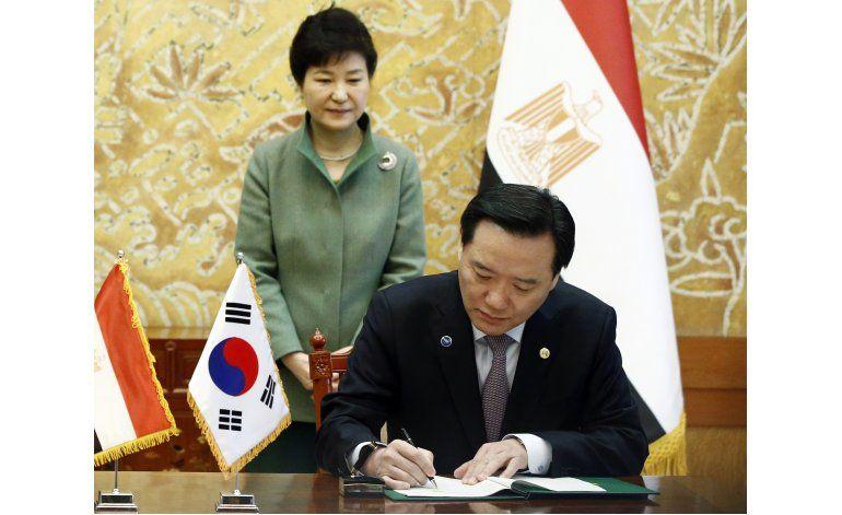 Presidenta de Corea del Sur anuncia que dimitirá
