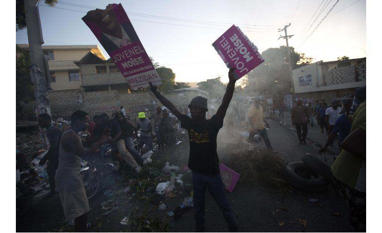 Moise gana presidenciales en Haití, según datos preliminares
