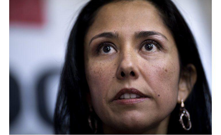 FAO aplaza inicio de tareas de ex primera dama peruana
