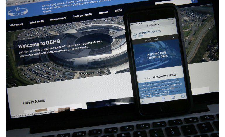 Entra en vigor ley de vigilancia pública en Gran Bretaña