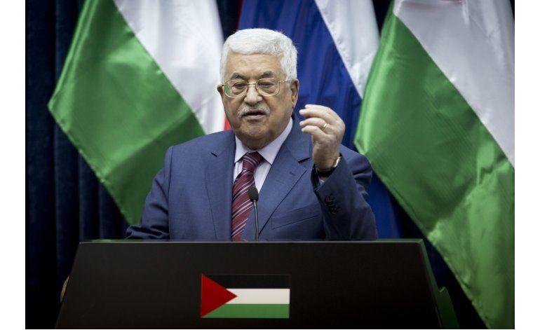 Fatá reelige a Abbas como líder del partido
