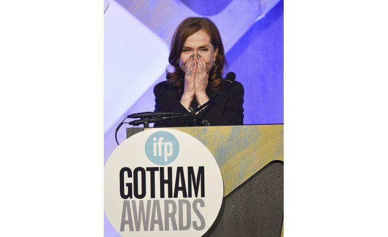 Moonlight brilla en unos premios Gotham marcados por Trump