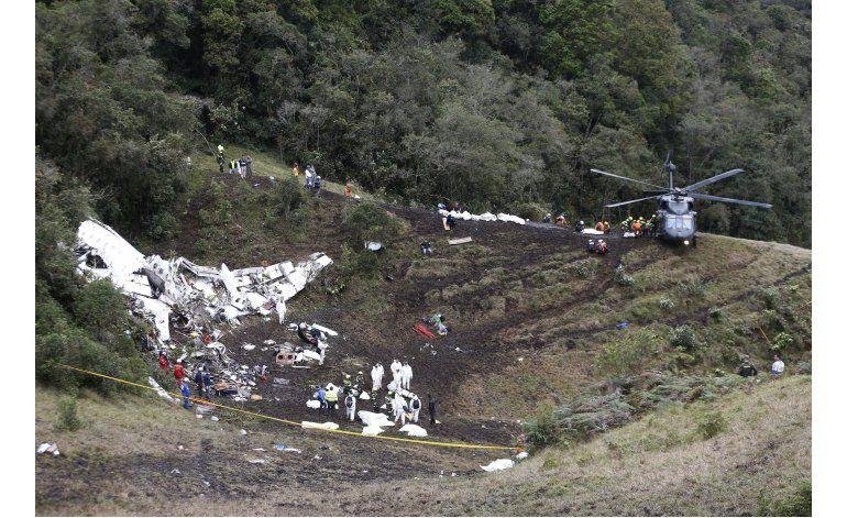 Perfil de aeronave que se estrelló con el club Chapecoense