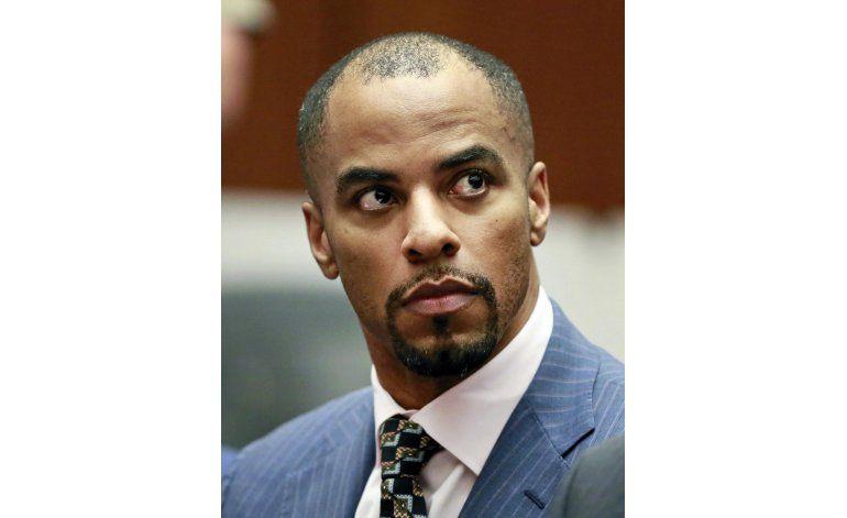 Ex astro de la NFL Sharper sentenciado a 20 años