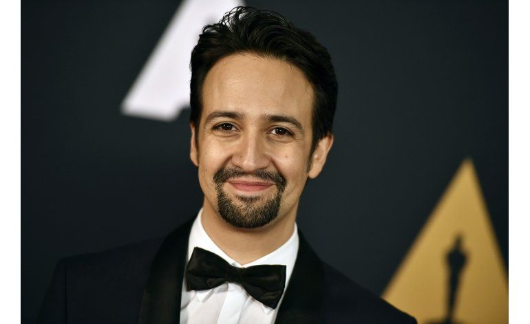 Lin-Manuel Miranda a proyecto de The Kingkiller Chronicles