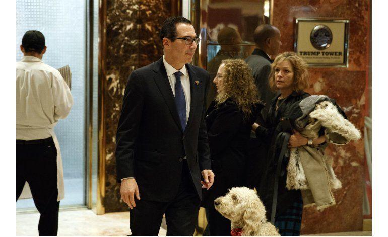Trump nombrará a veteranos de Washington y Wall Street