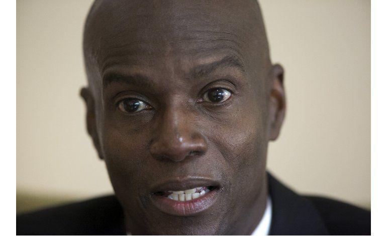Moise dice estar listo para los desafíos de gobernar Haití