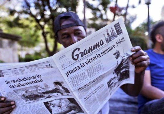 Preso por negarse a ver en televisión los funerales de Fidel Castro