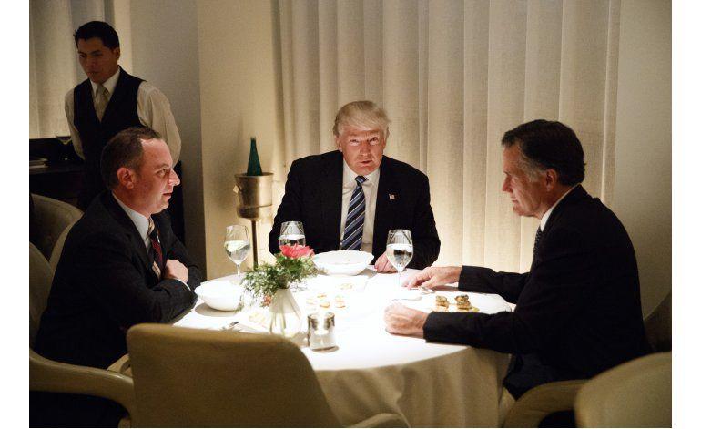 Trump anuncia que abandona su imperio para ser presidente
