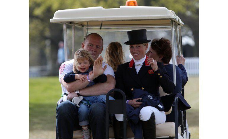 La reina Isabel espera a su bisnieto No. 6