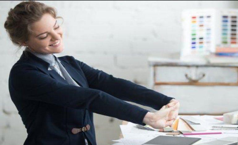 Fitness laboral: 4 claves para ejercitar el cuerpo en la oficina