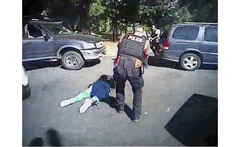 No habrá cargos en tiroteo policial en Charlotte