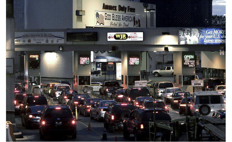 EEUU: Demandan a agencia fronteriza por requisas sin orden