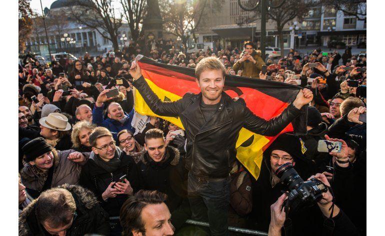 GP de Alemania excluido de calendario de F1 para 2017