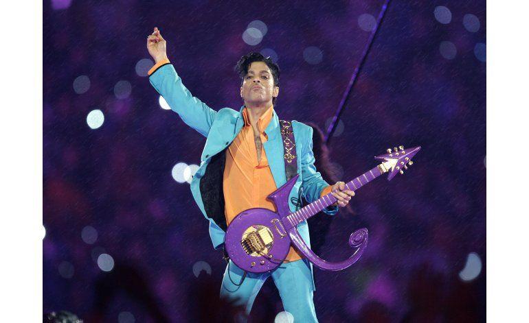 Documentos sugieren que patrimonio de Prince vale $200MM
