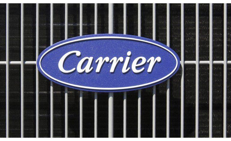 Trump afirma que rescató empleos de Carrier en EEUU