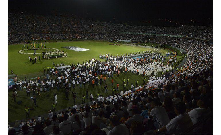 LO ULTIMO: Realizan tributo a Chapecoense en Colombia
