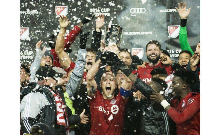 En prórroga, Toronto vence a Impact y es finalista de la MLS