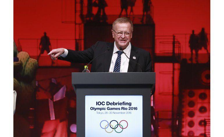 COI pide a Japón bajar presupuesto para olímpicos