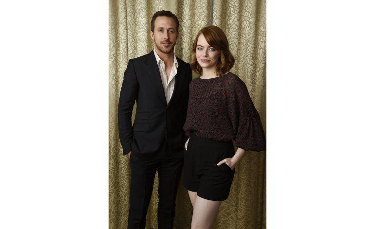 Gosling y Stone, sobre La La Land y su romance en el cine