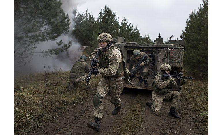 Lituanos temen ataque ruso, se preparan para lo peor