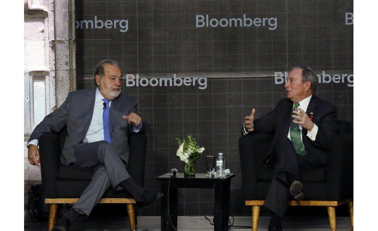 Bloomberg, optimista sobre el papel de ciudades en el clima