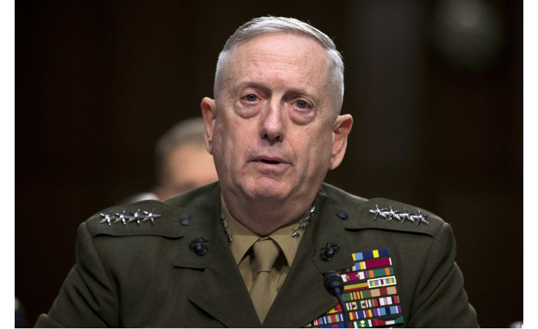 Trump nominará al general James Mattis para el Pentágono