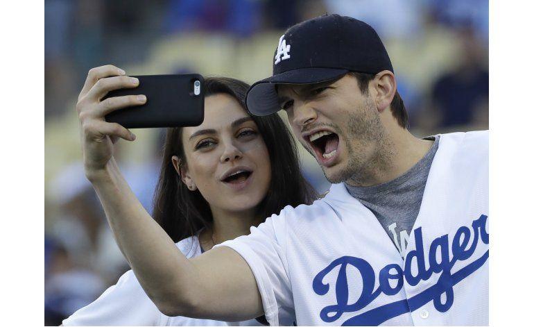 Mila Kunis y Ashton Kutcher, padres por segunda vez