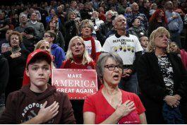 lo ultimo: disminuye ventaja de trump en pennsylvania