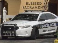 ladron armado provoca panico entre estudiantes y padres de key biscayne