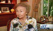 Exclusiva: Juanita Castro hace revelaciones sobre el significado de la muerte de su hermano Fidel Castro