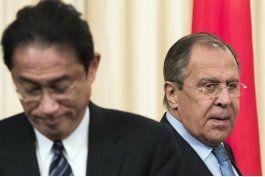 rusia y japon mantienen disputa por islas en el pacifico