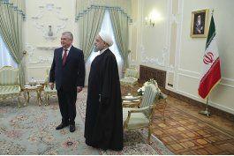 iran condena voto del senado de eeuu a favor de sanciones
