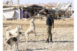 el gobierno iraqui lleva suministros de emergencia a mosul