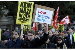 austria: alivio generalizado por triunfo de van der bellen