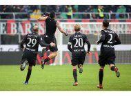 roma derrota 2-0 a la lazio en el derby