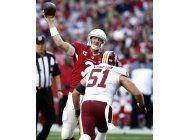 palmer y johnson guian victoria de cardinals ante redskins