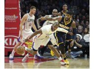 pacers remontan para ganar a clippers 111-102
