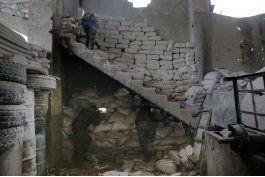 muere enfermera rusa en ataque de rebeldes en siria